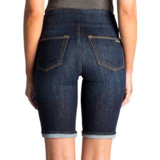 Women's Rock & Republic® Fever Midrise Bermuda Jean Shorts