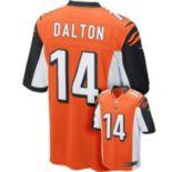 Men's Nike Cincinnati Bengals Andy Dalton Game NFL Replica Jersey