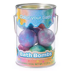 Girls 4-16 8-pack Crayola Bath Bombs