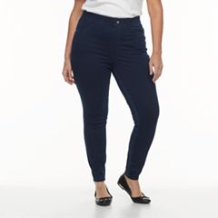 Plus Size Utopia by HUE Denim Leggings