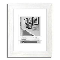 Malden Gallery Matted Frame