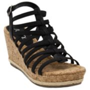 sugar Jurassic 2 Women's Platform Wedge Sandals