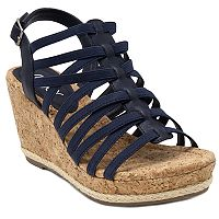 sugar Jurassic 2 Women's Platform Wedge Sandals