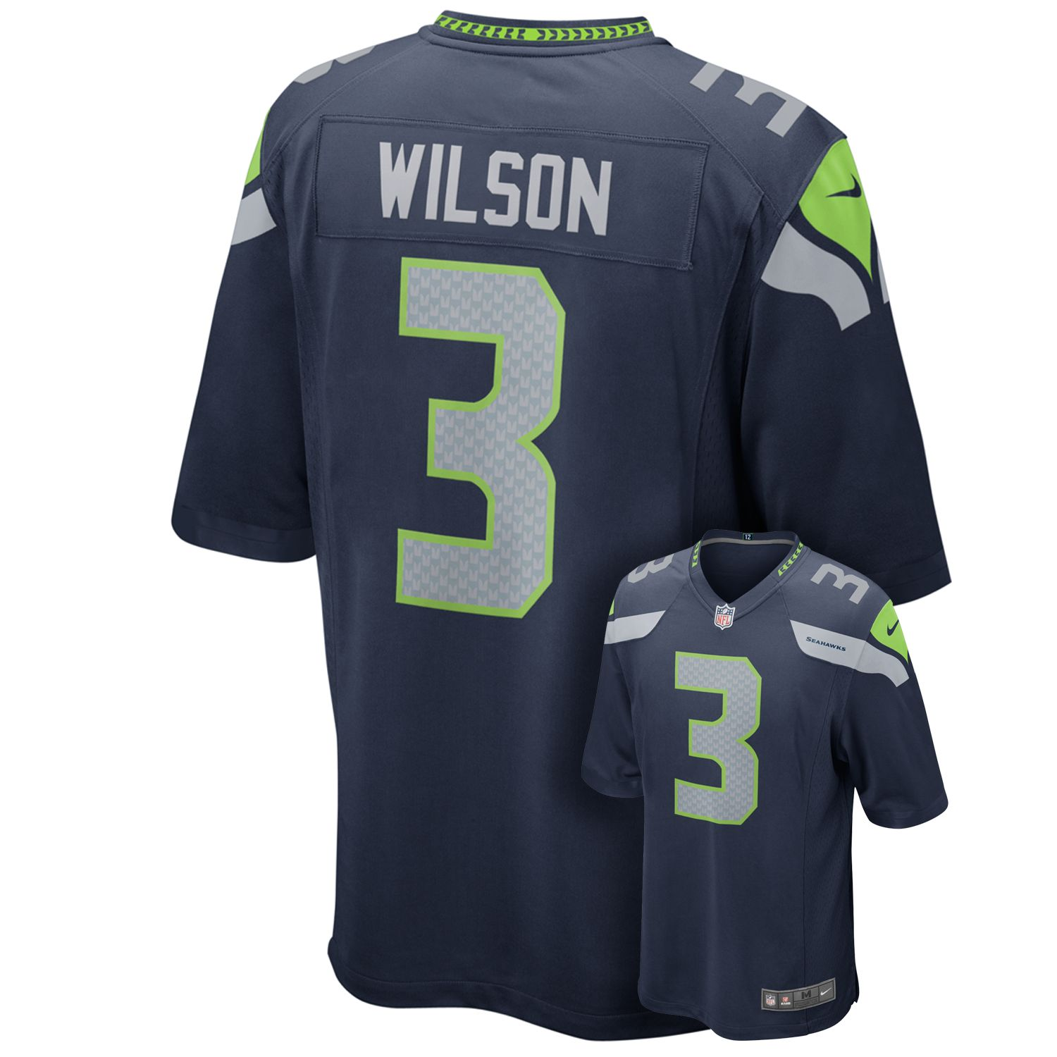 seahawks game day jersey