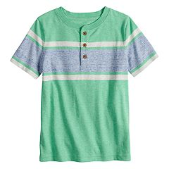 Boys 4-7x SONOMA Goods for Life™ Striped Henley Top