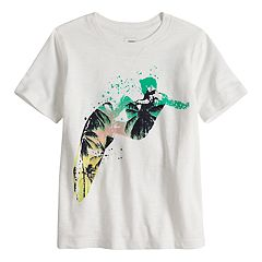 Boys 4-7x SONOMA Goods for Life™ Front & Back Surf 'Aloha' Graphic Tee