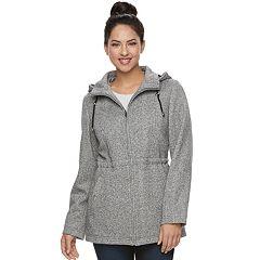 Women's d.e.t.a.i.l.s Hooded Fleece Anorak Jacket
