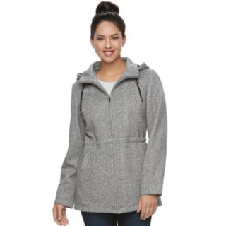 Women's d.e.t.a.i.l.s Hooded Fleece Anorak Jacket