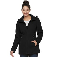 Women's d.e.t.a.i.l.s Hooded Fleece Midweight Jacket
