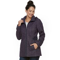 Women's d.e.t.a.i.l.s Hooded Fleece Midweight Jacket