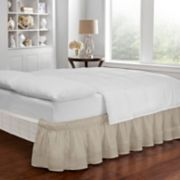 EasyFit Baratta Stitch Embroidered Bedskirt
