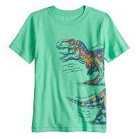 Boys 4-7x SONOMA Goods for Life™ Wrap Around Dinosaur Graphic Tee