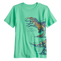 Boys 4-7x SONOMA Goods for Life™ Wrap Around Dinosaur Graphic Tee