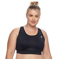 Plus Size FILA SPORT® Medium Impact Runners Bra