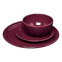 Fiesta Bistro 3 pc Dinnerware Set