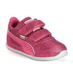 PUMA Steeple Glitz Glam V Toddler Girls' Shoes