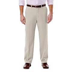 Men's Haggar Expandomatic Stretch Classic-Fit Casual Pants