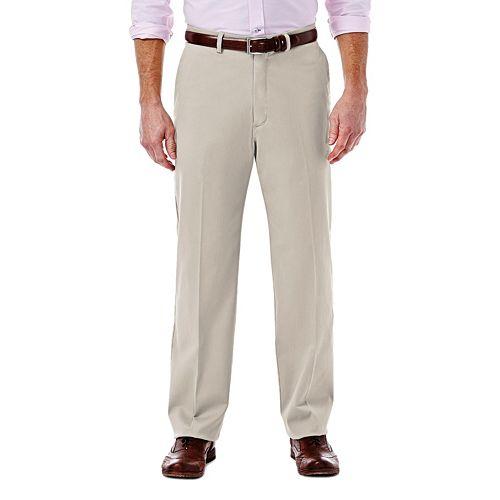 Men's Haggar Expandomatic Stretch Classic-Fit Casual Pants