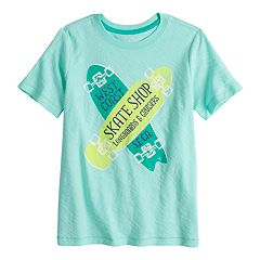 Boys 4-7x SONOMA Goods for Life™ Slubbed Graphic Tee
