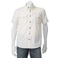 Men's Field & Stream Fishing Guide Button-Down Shirt