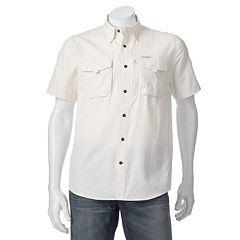 Men's Field & Stream Fishing Guide Button-Down Shirt