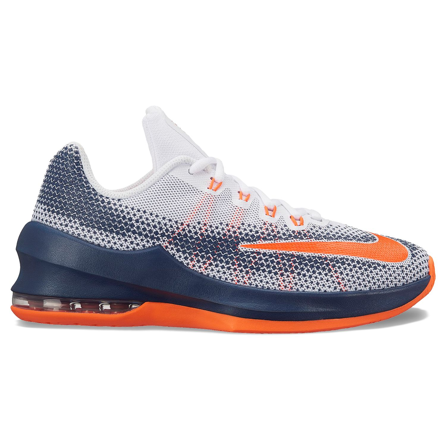 nike air max infuriate grade school boys shoes for kids