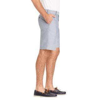 Big & Tall IZOD Newport Classic-Fit Oxford Stretch Shorts