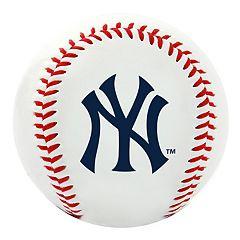 New York Yankees Team Logo Replica Baseball