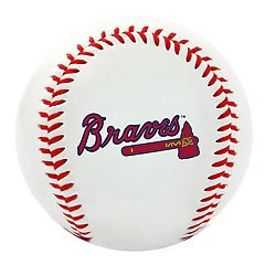 Milwaukee Brewers Team Logo Replica Baseball