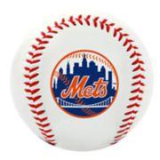 New York Mets Team Logo Replica Baseball