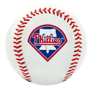 Philadelphia Phillies Team Logo Replica Baseball