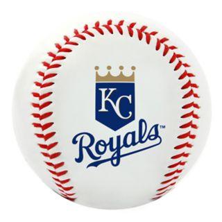 Kansas City Royals Team Logo Replica Baseball