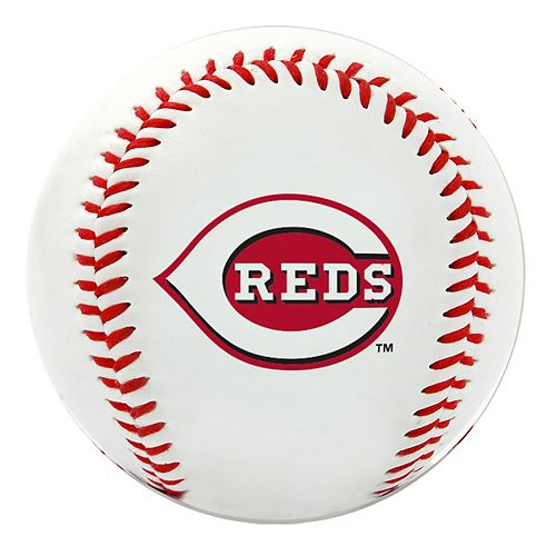 Cincinnati Reds Team Logo Replica Baseball
