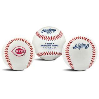 Cincinnati Reds Team Logo Replica Baseball