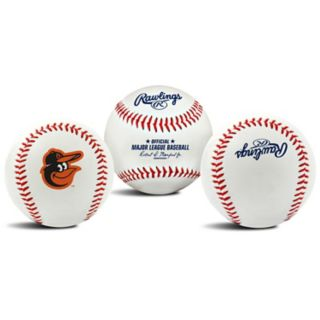 Baltimore Orioles Team Logo Replica Baseball