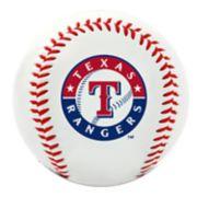 Texas Rangers Team Logo Replica Baseball