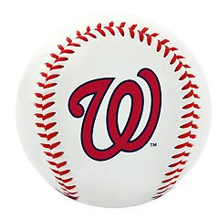 Washington Nationals Team Logo Replica Baseball