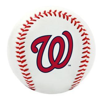 Washington Nationals Team Logo Replica Baseball