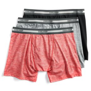 Men's CoolKeep 3-pack Boxers