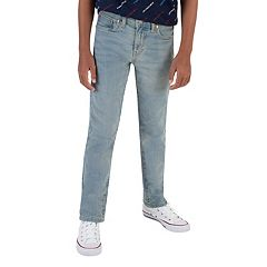Boys 8-20 Levi's® 502 Tapered-Leg Jeans In Regular & Husky