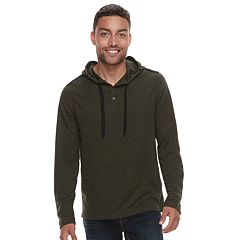 Men's Rock & Republic Hooded Thermal Tee