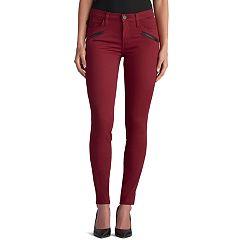 Women's Rock & Republic® Kashmiere Red Leggings