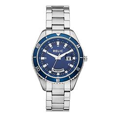 Relic by Fossil Men's Taran Stainless Steel Watch