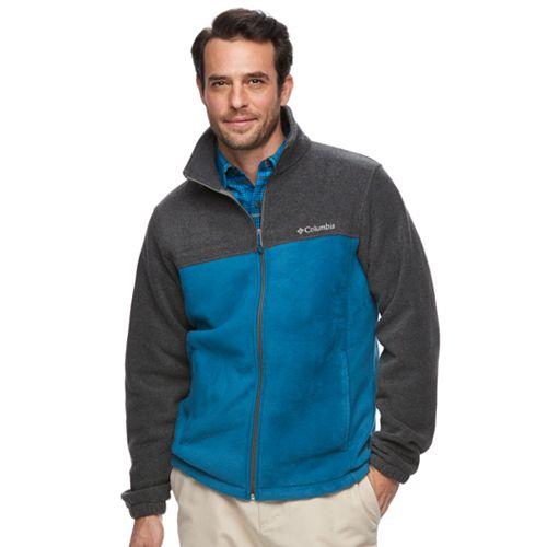 f0ad2e6c1c6 Men's Columbia Flattop Ridge Fleece Jacket