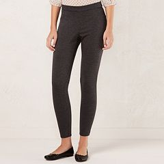 Women's LC Lauren Conrad Pull-On Skinny Dress Leggings