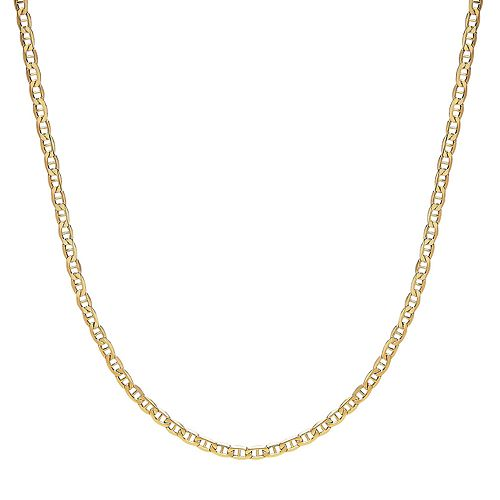 Everlasting Gold 14k Gold Marine Chain - 24 in.