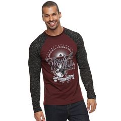 Men's Rock & Republic Graphic Raglan Thermal Tee