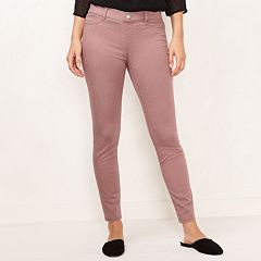 Women's LC Lauren Conrad Pull-On Jeggings