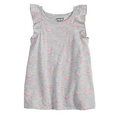 Girls 4-8 Jumping Beans® Flutter Sleeve Tank Top