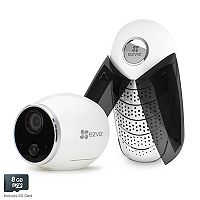 EZVIZ Mini Trooper 720p Indoor-Outdoor Wi-Fi Network Surveillance Camera